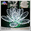 Holiday Outdoor Landscape Garden LED Christmas Flower Decoration Light