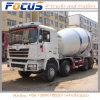 for Sale 7 Cubic Ready Mix Concrete, Cement Mixer Plant Truck for Transit