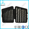 Bright Finished 13PCS HSS Twist Drill Bit Set