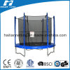8ft Round Premium Trampoline with Enclosure (HT-TP8)