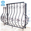 High Quality Created Wrought Iron Security Window Fencing 005