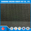 PE Black Construction Safety Sun Shade Net for Agriculture