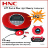 Beauty Care Massager LED Red and Blue Light Therapy Instrument