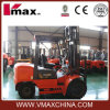 3t Diesel Forklift with Double Front Tyres