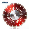 Customized Professional Class General Purpose Brazed/Sintered Diamond Saw Blade for ...