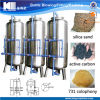 Silica Sand/Active Carbon/Sodium Ion Exchanger Filter