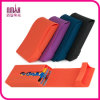 Silicone Smartphone Wallet Rubber Jelly Case Credit Card Holder Mobile Phone Pouch