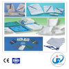 CE & ISO Certified Sterile Absorbent Surgical Lap Sponge (ZCD-F042)