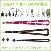 Promotion Creat Custom Print Lanyards for Gift