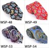Fashionable 100% Silk /Polyester Printed Tie Wsp-48