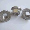 China Good Quality Hex Flange Nut Flange Manufacturer, 2016, New