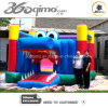 Cool Design Inflatable Crocodile Jumping Bouncer (BMBC119)