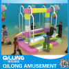Kids Indoor Playground with Electric Pencil Swing (QL-3002B)