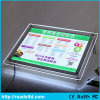 Single Side LED Crystal Lightbox