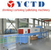 two roll film shrink wrapping machine