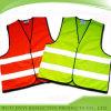 Fluorescence Yellow & Orange Reflective Safety Vest