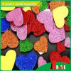 "High Quality 1/24"" Colors Glitter Powder Hexagon"