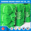 Green HDPE Nylon Construction Safety Net