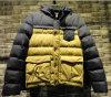 Fashion Siyu Brand Contrast Yellow Padding Lightweight Jackets