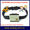 Mini Waterproof GPS/GSM Child/Pets Tracker Gt201-2