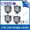 Square 27W Working Lights LED 4X4 off-Road Accessory