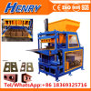The Newest Technology Hr4-14 Clay, Fly Ash Brick Machine Hot Sale in Alibaba Europe Market