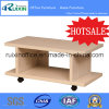 Hot Sale Movable Wooden TV Shelf