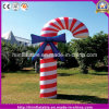 Hot Standing Cold Air Inflatable Candy for Christmas New Year Decoration