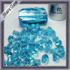 Light Aqua CZ Rough/Raw Material, Cubic Zirconia Rough