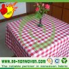 Printed Nonwoven Fabric for Table Clothes