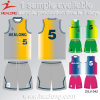 Healong Dye Sublimated New Style Basketball Jersey
