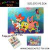 Wooden Cartoon The Sponge Puzzle Toy (CXT14276)