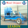 Leabon Pto Drive Drum Wood Chipper Shredder