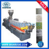 China Factory Manufacturing Pet Bottle Flakes Plastic Recycling Pelletizing Machine