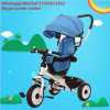 Folding Baby Tricycle with Umbrella