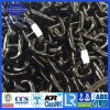 Black Pinted Stud Link Anchor Chain