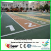 Kindergarten/Children Playground Surface Prefabricated Rubber Flooring