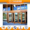 Best Selling Aluminium Wood Grain Transfer Door Made in Foshan