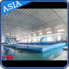 Hot Summer Inflatable Giant Mobile Water Park Site, Inflatale Backyard Water Park