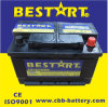Excellent Quality 12V High Class Sealed Automotive Car Battery 66ah 56618-Mf