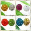 Fashion Beads, Shamballa Clay Disco Ball (3230)