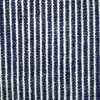 240GSM Hemp Cotton Blue&White Stripe Fabric (QF13-0014)