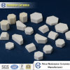 Ceramic Lagging Alumina Ceramic Hexagon Tile as Abraisve Wear Ceramic Tile