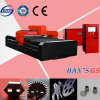 YAG 850W Laser Cutting Machine for Sheet Metal Processing