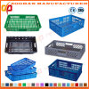 Plastic Vegetable Storage Logistics Baskets Fruit Display Turnover Box (Zhtb11)