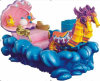 Baby Rocking Machine Hippocampus Kiddie Rides