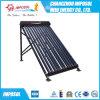 Split Heat Pipe Solar Collector System with Solar Keymark Certification