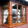 Competitive Manufacturer of PVC Balcony Windows
