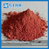 Rare Earth Red Polishing Powder with D50 2.0 Micron