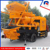 Twin-Shaft Concrete Batch Mixer Pump